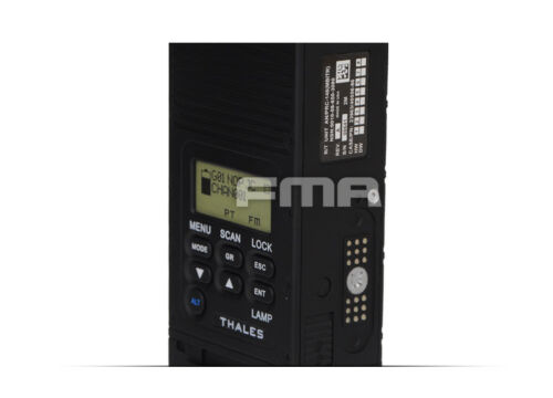 Black TB1058 FMA AN//PRC-148 Dummy Radio Case