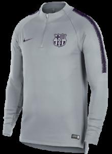 c600b8994433 Nike FC Barcelona 2018-2019 Dri-FIT Squad Drill Men s LS Barca ...