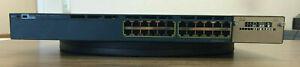 Cisco-WS-C3560X-24T-L-24-Port-Gigabit-Switch-15-2-OS-350W-Power-Supply