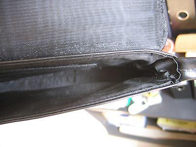 Alte Handtasche Damenhandtasche schwarz 1960er oder 1970er Jahre