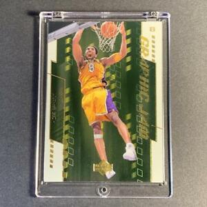 KOBE-BRYANT-2000-UPPER-DECK-G1-GRAPHIC-JAM-GOLD-FOIL-INSERT-CARD-NBA-LAKERS-HOF