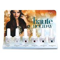 Gelish Harmony Haute Holiday Collection Winter 2014 > Choose One Gel Polish