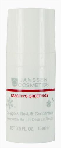 1 of 1 - Janssen Regenerating De Age & Re Lift Concentrate 15ml(0.5oz) Travel Size Fresh