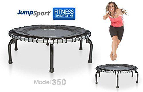 Jumpsport Trampolino Fitness MINI TRAMPOLINO singola gomma funi m 350 jumpfitness