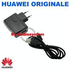 CARICA BATTERIA ORIGINALE 100% HUAWEI +CAVO USB PER ASCEND Y5 Y560 G630 G610 D2