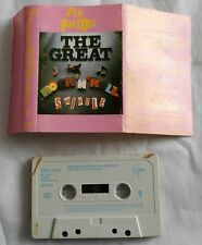 Sex Pistols The Great Rock n Roll Swindle Original Cassette