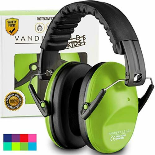 Ear Defenders for Kids Toddlers Children Babies Hearing Protection Earmuffs Ea