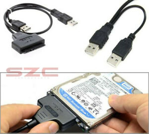 HDD-SATA-7-15-Pin-22Pin-to-USB-2-0-Adapter-Cable-for-2-5-034-Laptop-Hard-Drive-Disk