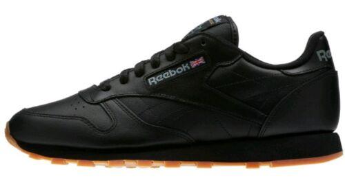 Reebok 49798 Classic Black Size scegli Msrp Men's Gum Leather Shoe 75 New BWTUAnq