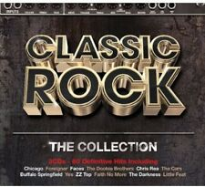 Classic Rock: The Collection [Digipak] by Various Artists (CD, Nov-2012, 3 Discs, Rhino (Label))