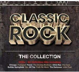Various-Artists-Classic-Rock-Collection-Various-New-CD-UK-Import