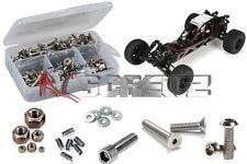 Vaterra Glamis Uno Stainless Steel Screw Kit RC ScrewZ Vat001