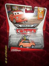 DISNEY PIXAR  WORLD OF CARS RACE FANS CARTNEY CARSPER # 95