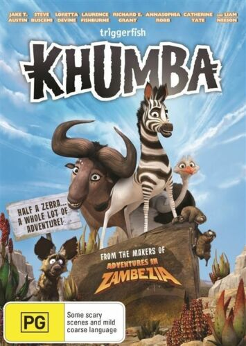 1 of 1 - Khumba (DVD, 2014)