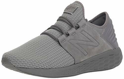 New Balance Men's Cruz V2 Fresh Foam Running shoes, castlerock, 8 D US