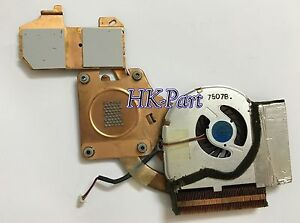 NEW-for-IBM-Lenovo-Thinkpad-T60-T60P-14-034-cooling-heatsink-fan-Thermal-41W6407