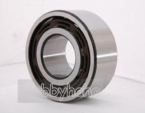 New 1pcs 5200-2RS 10x30x14.3mm Angular Contact Ball Bearing