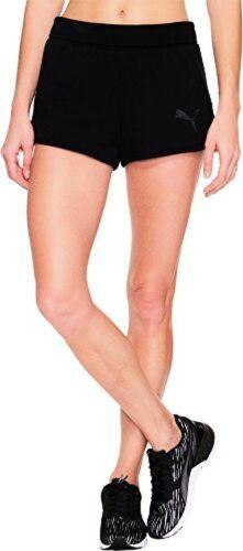Active coton Short pour Ess M sport W de Puma femmes noir WHnHST fbd72bd9201