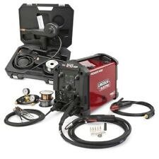 Lincoln SP-180T Mig Welder 220V Recondition U2689-2 w K2532-1 Aluminum Spool Gun
