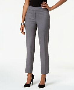 lavoro a 180 12 gamba da lavoro donna Nuovo da 716357613410 da Nine sottile pantalone grigio da West ICTqwnpH