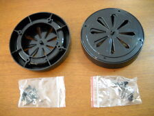 2 x INNER VENTs for Rotary roof air ventilator - Whirly,Spin,Trailer,Horse float