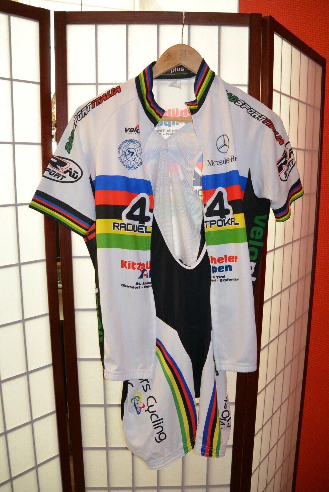 Rainbow Belgium Germany World championship cycling jersey with shorts ( 57)