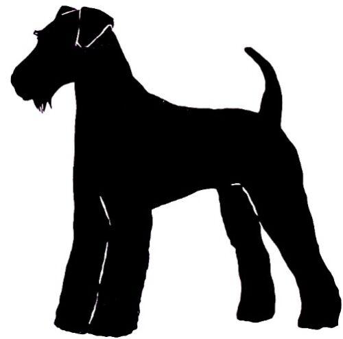 Airedales Hundebesitzer Socken Neuheit Geschenk I Love Airedale Terrier Socken