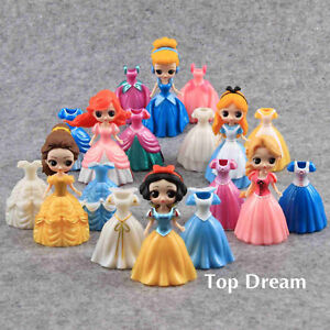 6pcs-Princess-Action-Figures-3-Sets-Changed-Dress-Doll-Kids-Boys-Girls-Toys-Gift