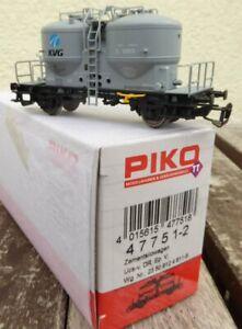 Brillant Piko 47751-2 Tt Wagon-silo Pour Ciment Ucs-v Der Dr Epoche 4 Ajusteur Kvg ,neuf ChronoméTrage Ponctuel