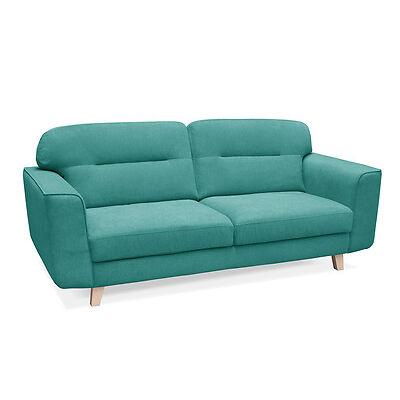 Canapé Fixe Canapé Scandinave Design 2 et 3 Places Bureau Salon Chambre à couche