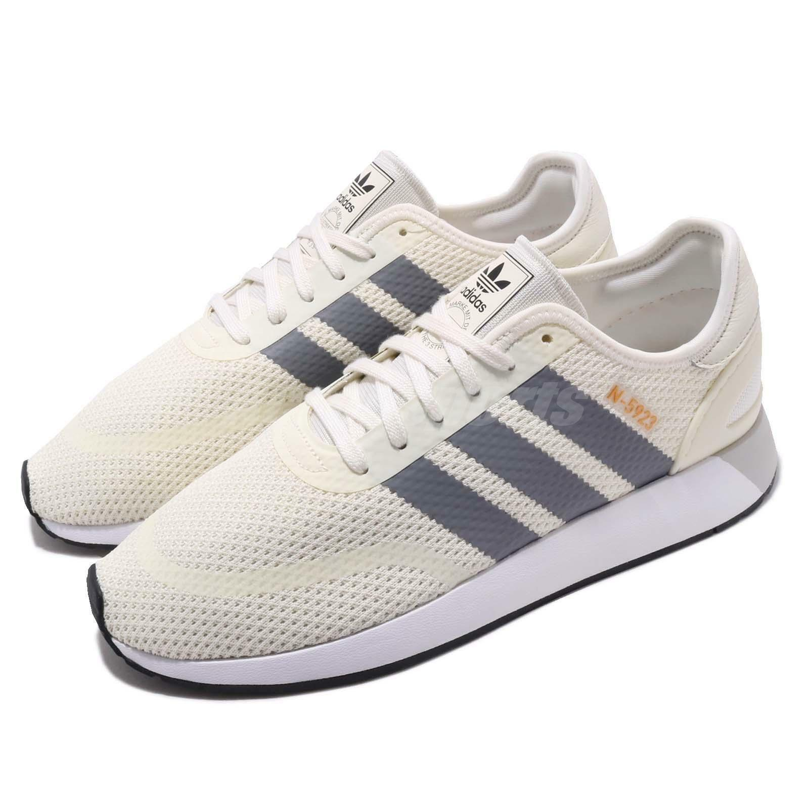 Adidas Originals N-5923 White Grey Mens Retro Running shoes Sneakers DB0958