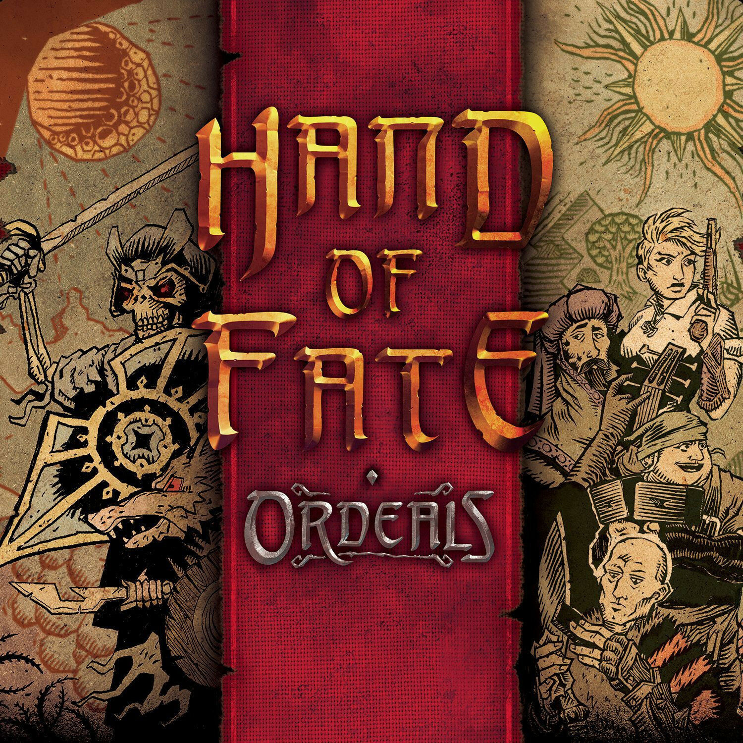 Hand Of Fate Ordeals  - - - BRAND NEW e6c2f4