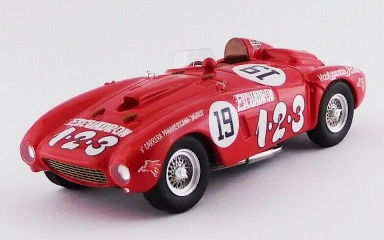 Art MODEL ART405 - Ferrari 375 Plus 1er Carrera Panamericana  19 - 1954   1 43