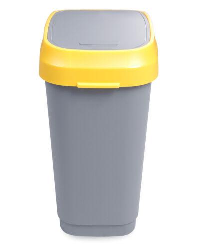 Ondis24 Dual Swing S Mülleimer Abfallsammler Recycling Abfalleimer 10 L