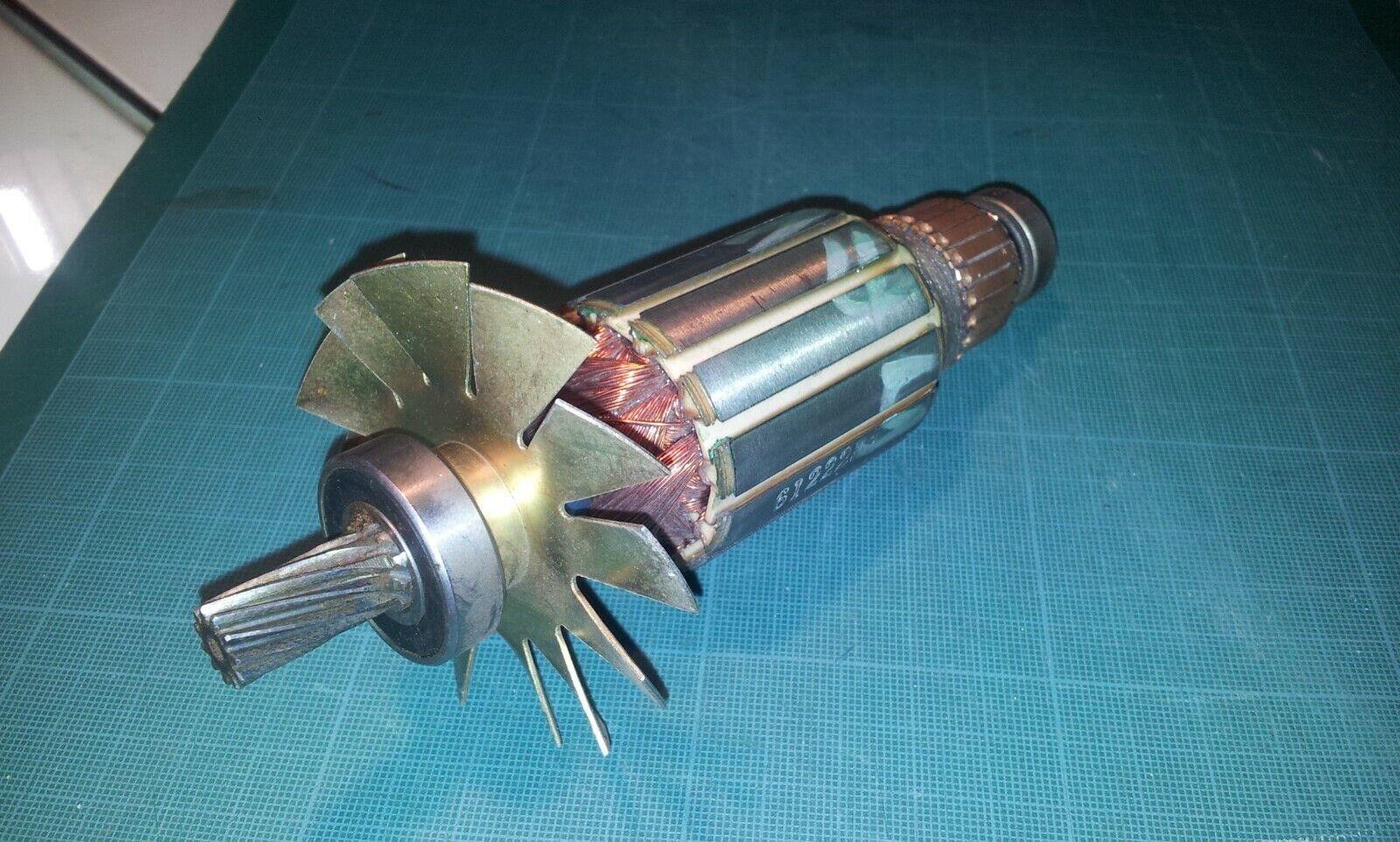 Armature cm Anker, Rotor Motor for ORIGINAL MAKITA 9201
