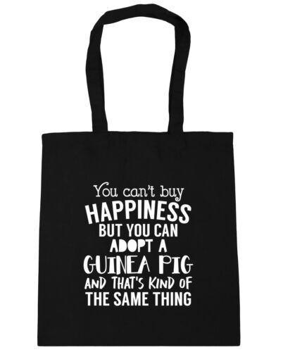 You can/'t buy happiness but you can adopt a guinea pig and that/'s kind of the sa