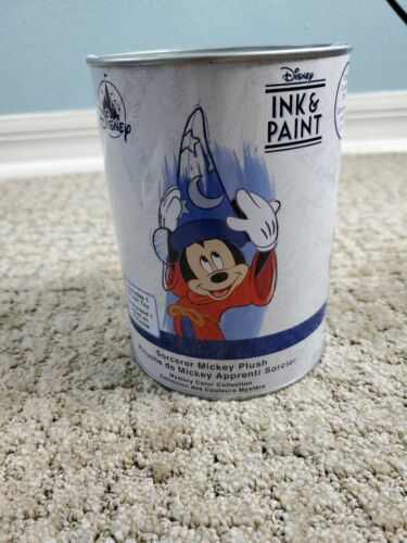 Disney Sorcerer Mickey Mouse Mystery Plush Paint Can Disney Ink /& Paint Wave 1