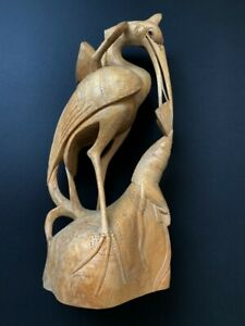 RARE-SCULPTURE-ANIMALIERE-EPOQUE-ART-DECO-1920-30-INDONESIE