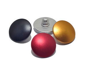 High Quality Shutter Button Soft Release Set Metal Convex Black Red Gold Silver