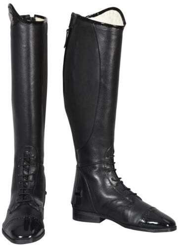 TuffRider Ladies Regal Patent Leather Field Boots