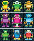 Robots Prize Pack Stickers 9781609960650 Cards