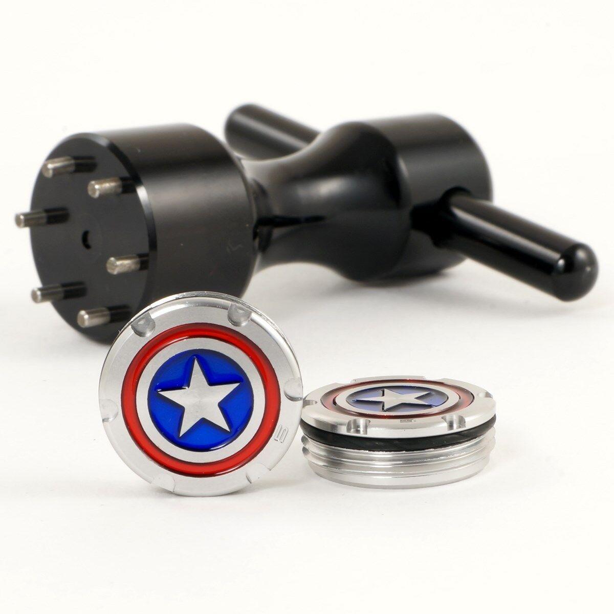 2 X 5g Tour estilo  Pesos + Llave Para scotty cameron Putters, Capitán América  suministro directo de los fabricantes