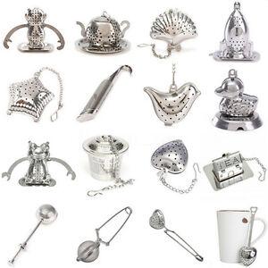 1Pcs-Pince-a-The-Inox-Boule-Passoire-Passe-Infuseur-Filtre-Tea-Cuillere-Infuser