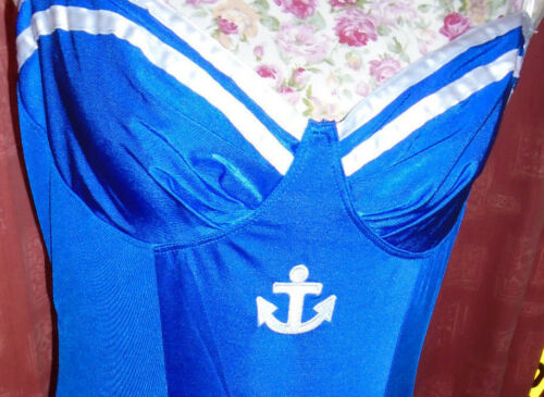 FANCY DRESS COSTUME SAUCY SAILOR MEDIUM//// LARGE//// XL = fun night in or out