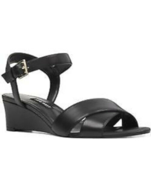 NIB - NINE WEST Women's 'GLADE' Wedged Sandals - 8.5