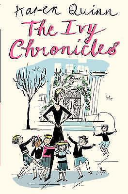 1 of 1 - The Ivy Chronicles by Karen Quinn Medium SC 20% Bulk Book Discount