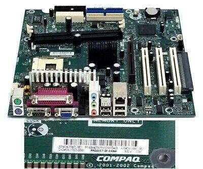 HP Compaq EVO D310//510 261981-001 283983-001 motherboard