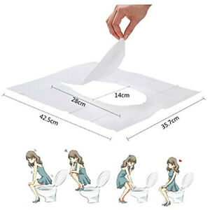 100Pcs-Toilet-Seat-Paper-Cover-Travel-Disposable-Portable-Sanitary-Biodegradable
