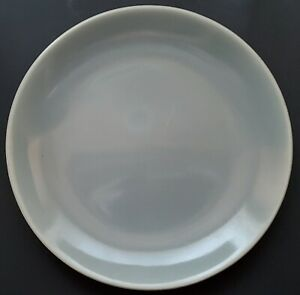 """Bauer USA Side Plate Los Angeles 6 1/4"""" Light Blue Green"""