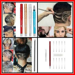 Barber I Capelli Rasoio Barba Penna TESTA RASOIO BARBA PROFESSIONALE incidi Tatuaggio Design